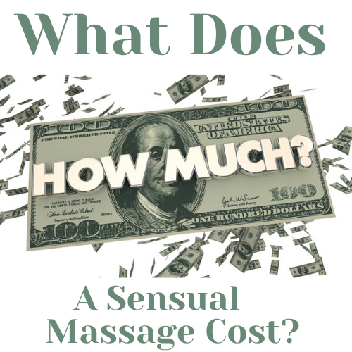 What does a sensual massage cost